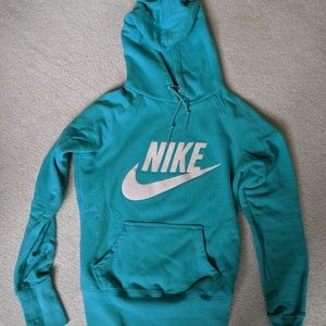 Nike soft hoodie